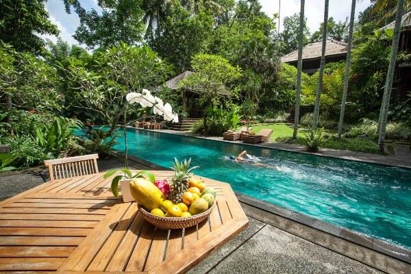 Un hôtel à Ubud