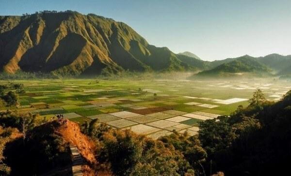Sembalun, une vallée de Lombok