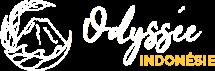 Logo odyssée Indonésie agence de voyage