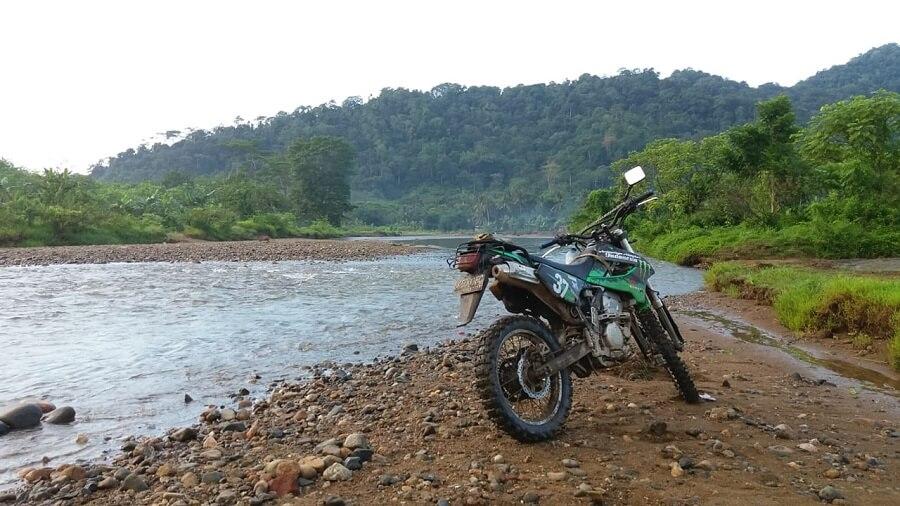 Paysage du Parc Naturel de Meru Betiri