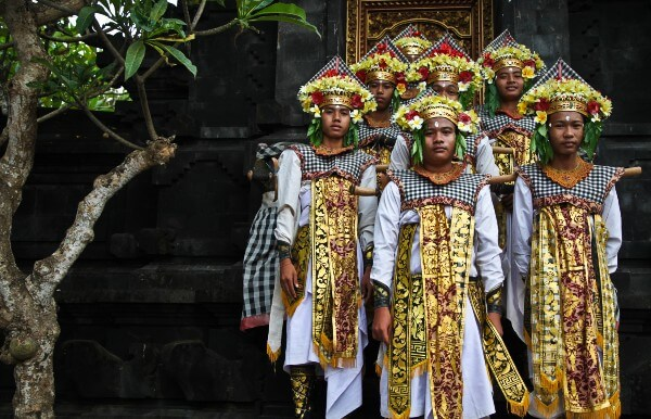 Bali, religion et traditions vivaces