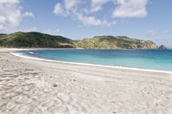 Lombok, des plages de rêve