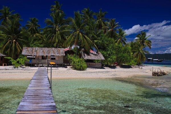 Papouasie, des territoires isolés