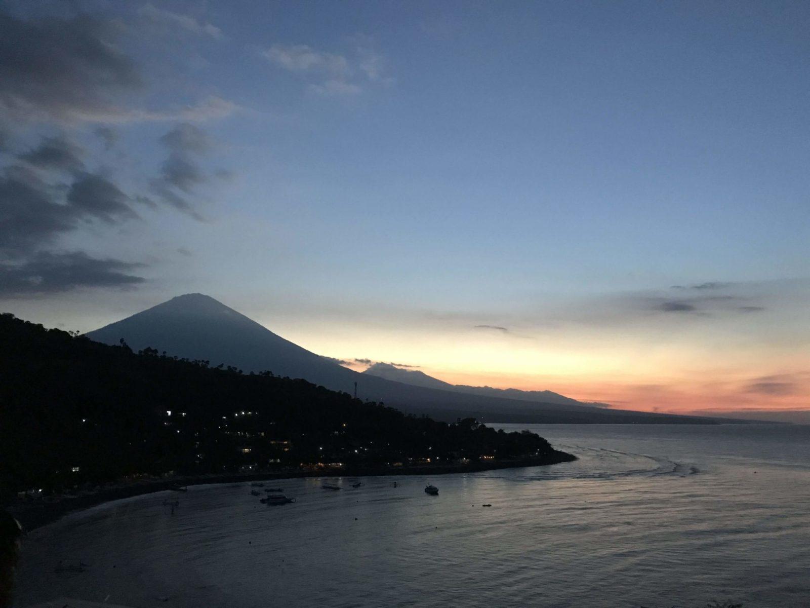 Amed (Bali) : sérénité et fonds marins