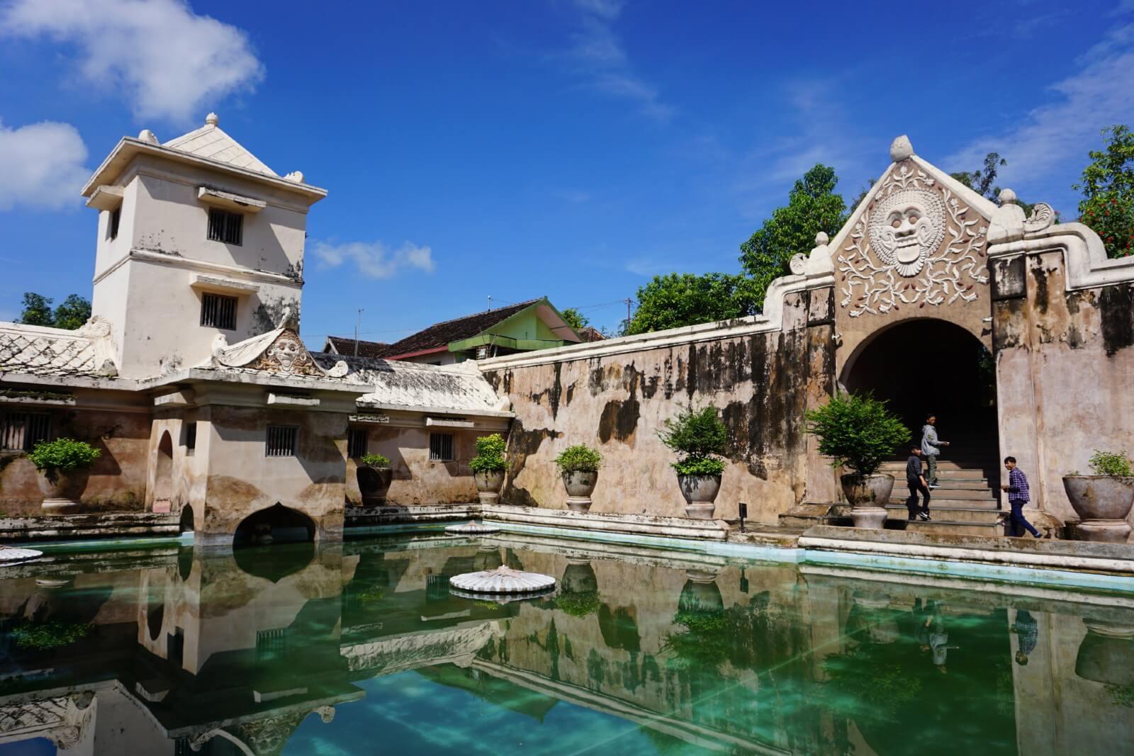 Yogyakarta (Java) : cœur culturel de Java