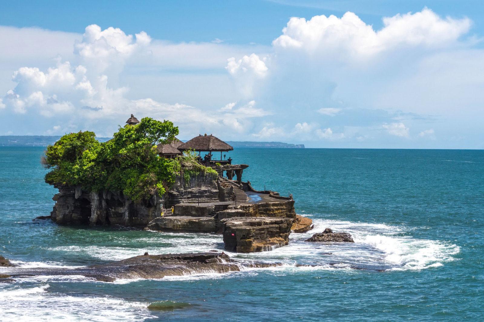 Tanah Lot (Bali) : le temple marin