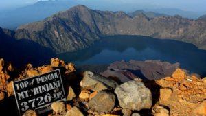 L'ascension du volcan Rinjani, une idée de circuit Odyssée Indonésie