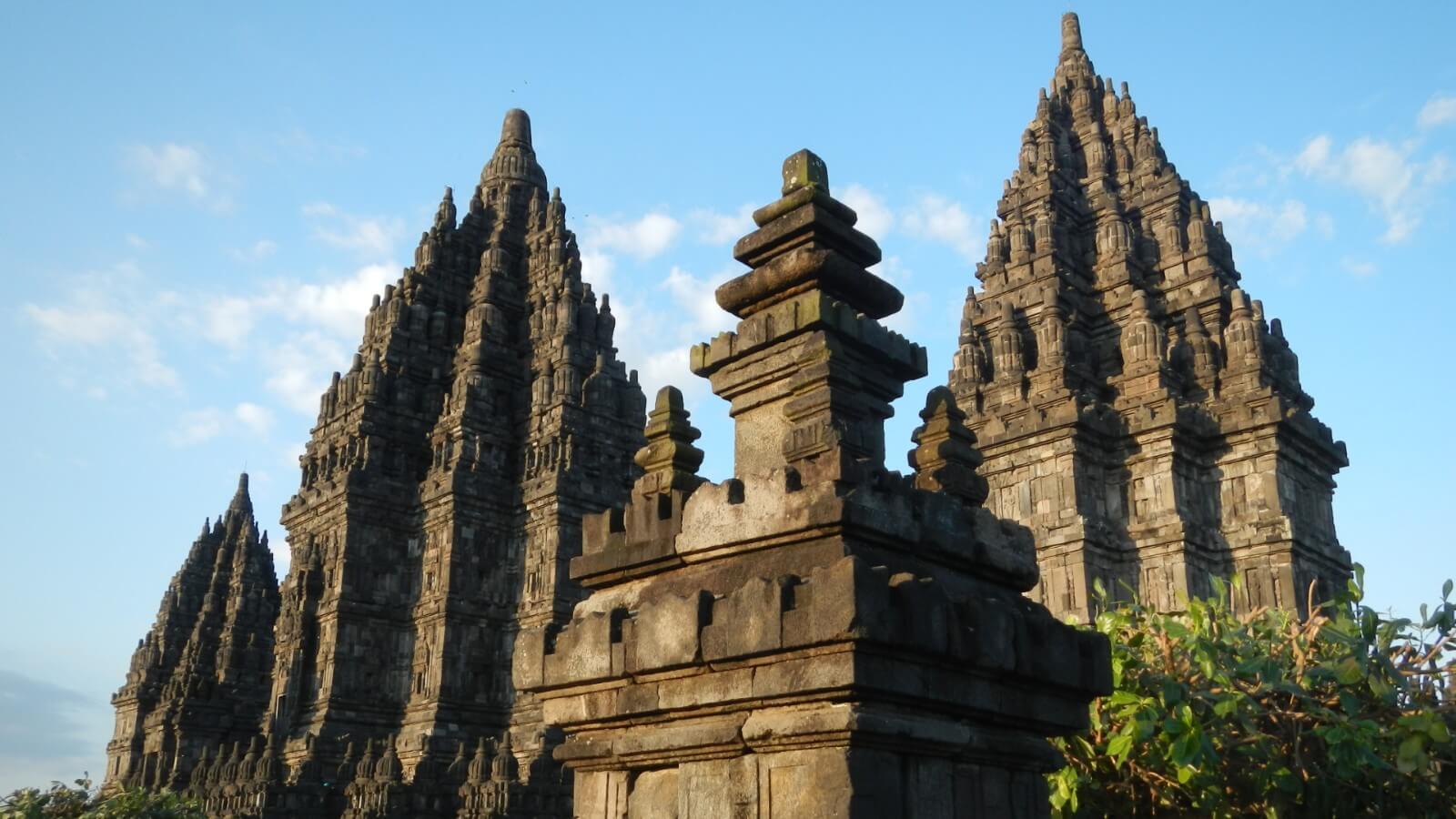 Une idée de circuit à Java et Bali