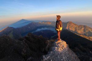 Bouton vers notre idée de circuit ascension du mont Rinjani à Lombok