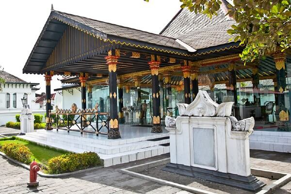 Le Kraton, palais du sultant de Yogyakarta