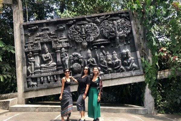 Musée à Yogyakarta, à Java